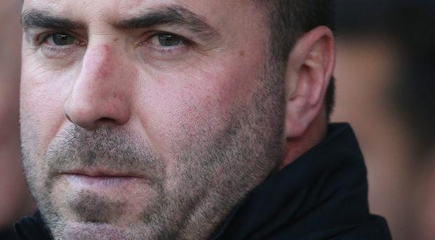 In charge: David Unsworth is now head of Everton's U21 development