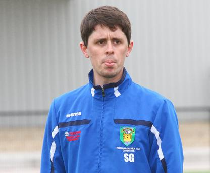 Slipping standards: Co Fermanagh coach Sam Gamble