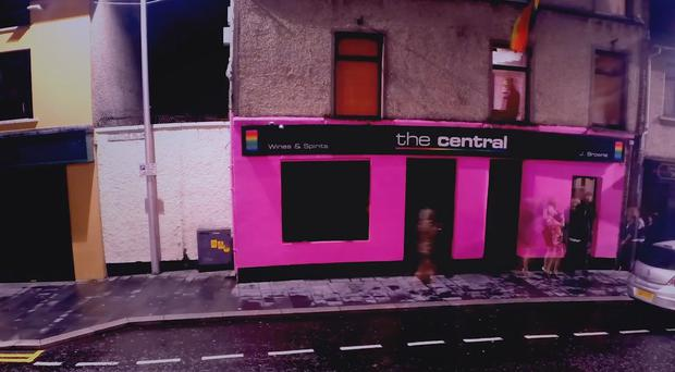 The Central bar in Strabane is the subject of a new documentary.