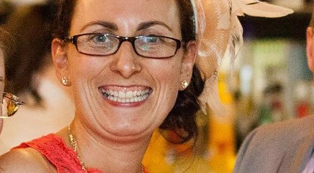 Valerie Armstrong died after she was struck by a scrambler motorbike near Mila's Lake at Colin Glen Forest Park in west Belfast. Picture: Pacemaker