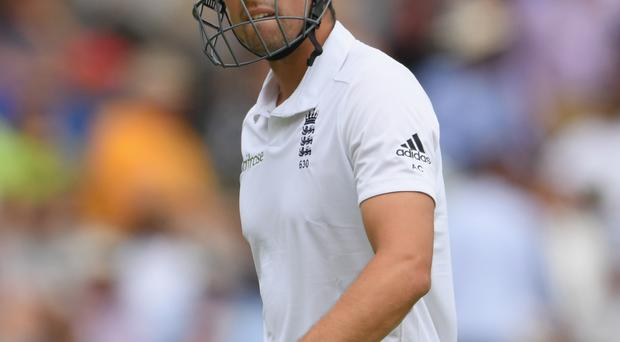 Fighting back Alastair Cook admits England were not their best at Lord's