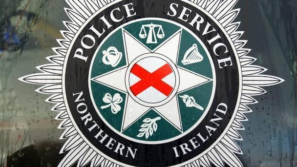 The Longland Road in County Tyrone has been closed following a two vehicle collision.