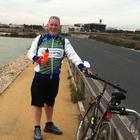 Billy was a very active 66-year-old. He was a founding member of lakeside wheelers cycling club.