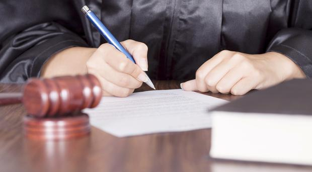 A 24-year-old drug addict with 76 previous criminal convictions has been released on bail as a