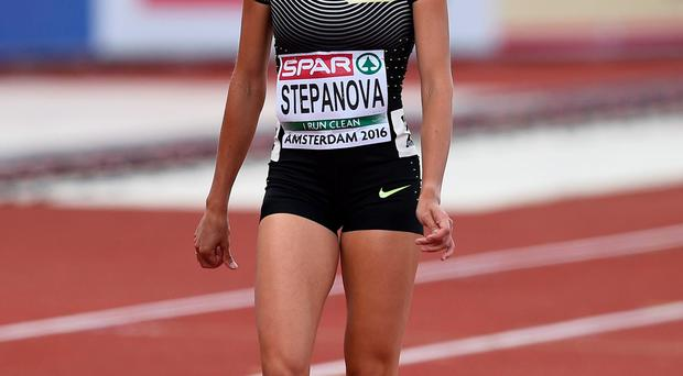 Russia Yulia Stepanova helped expose her country's cheating