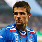 Cult figure: Nacho Novo remains hugely popular with Rangers fans