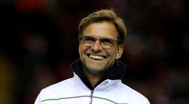 Liverpool manager Jurgen Klopp (PA file photo dated 10-03-2016)