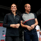Autumn tour: Kate and William
