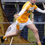Early bird: Saul McCaughan opened the scoring for Antrim
