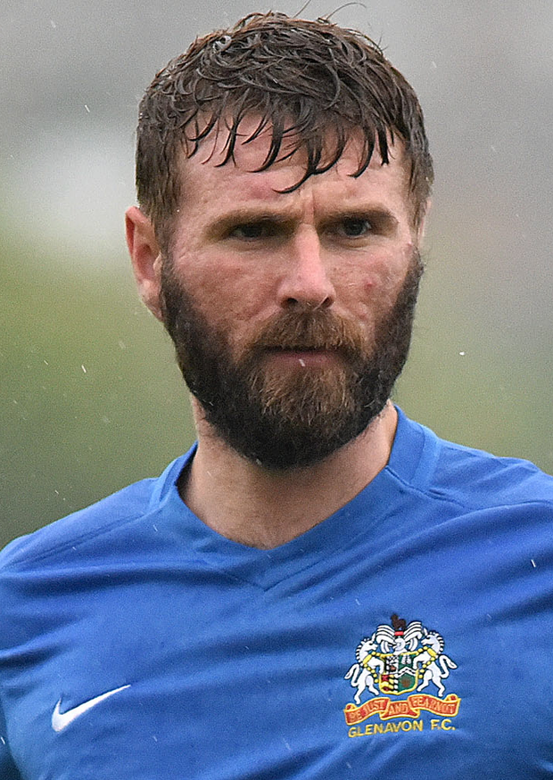 On show: Paddy McCourt will get at least a half in the Shield