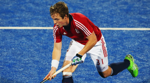 To the four: Ian Sloan is going in search of a medal with the Great Britain men's hockey team and joins fellow Ulstermen David Ames, Mark Gleghorne and Iain Lewers in their 16-strong panel
