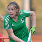Century club: Ulster's Katie Mullan won her 100th Irish cap