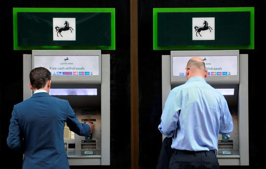 "Lloyds Banking Group — by far the worst affected by the PPI scandal — said it was ""disappointed"" the deadline for PPI claims will not come into effect until June 2019"