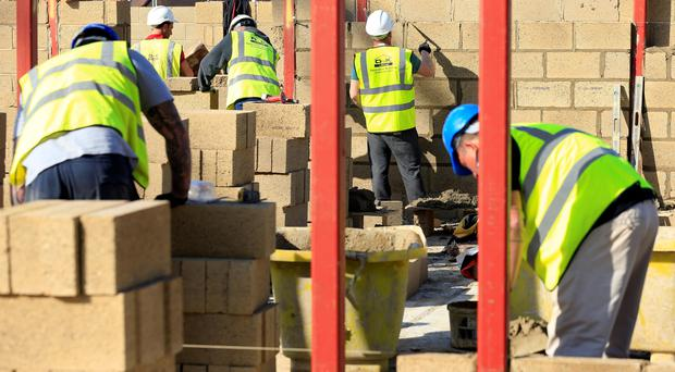 Fears are growing the the construction sector will be hit by Brexit