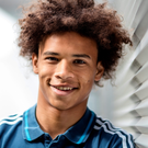 New boy: Leroy Sane has joined Manchester City for £37m