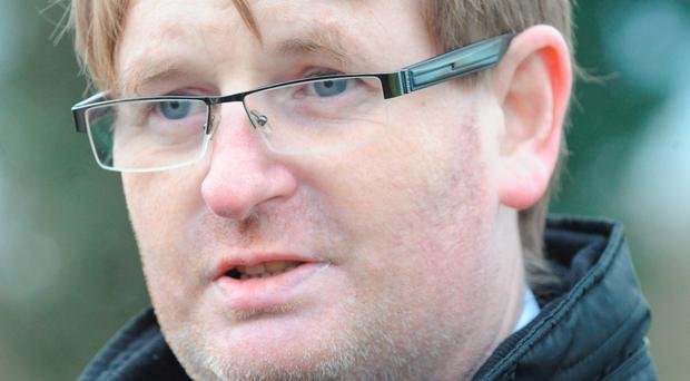 Calls: Willie Frazer