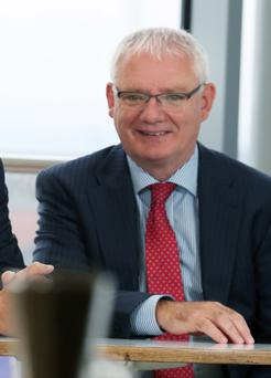 Connswater boss Gerry Monaghan