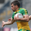 Good team: Donegal's Paddy McGrath has plenty of respect for Dublin