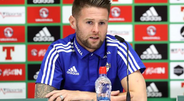 Oliver Norwood has moved to Brighton & Hove Albion