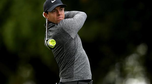 Going elsewhere: Nike's decision to stop making golf equipment will affect Rory McIlroy, but not that much