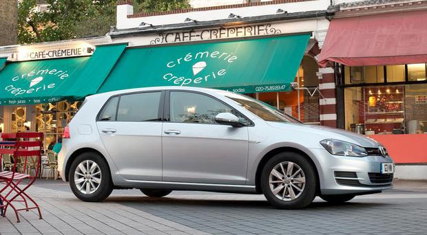 Last month saw a return to the top for Volkswagen, with the Golf topping the chart as the most popular car to be bought new in July, jumping up from fourth place in the top 10 here in June