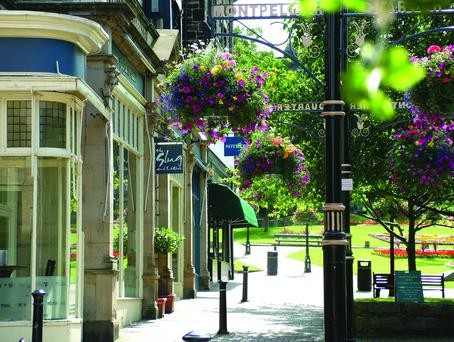 Harrogate has been busily asserting its status as one of Europe's premier spa towns. Photo: Visit Harrogate