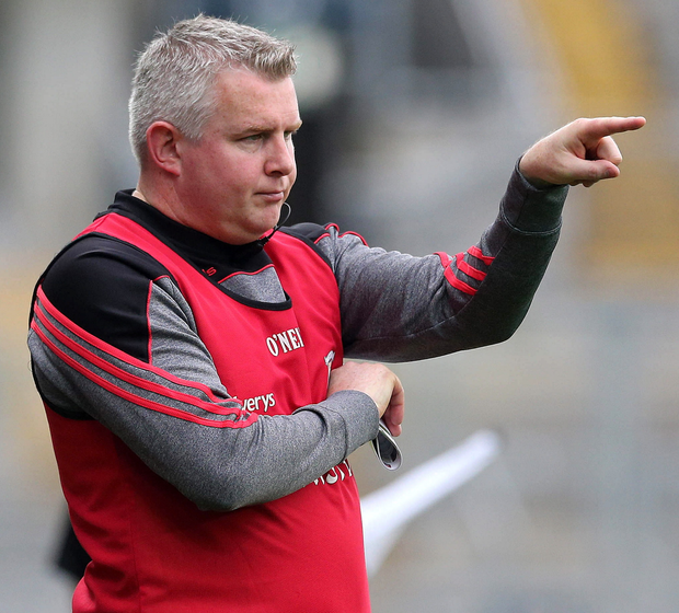 To the point: Stephen Rochford admits Mayo have listened to recent criticism and are determined to prove the doubters wrong against Tyrone