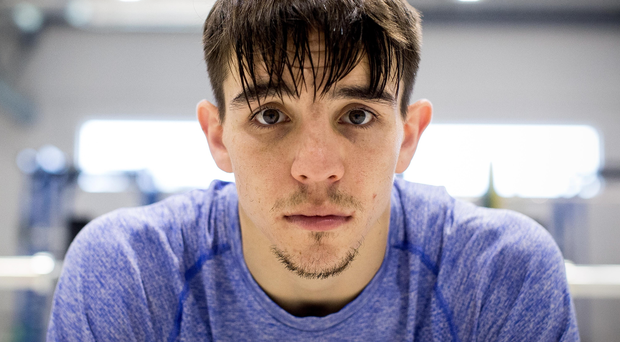 Going for gold: Michael Conlan is totally focused on becoming Olympic champion