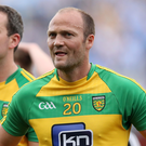 Final whistle: Donegal's Colm McFadden could be the first of several players to call time on his county career
