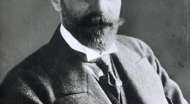 Sir Roger Casement was hanged for treason