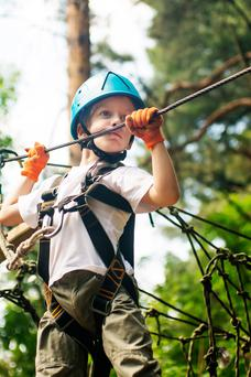 Outside fun: get your children active