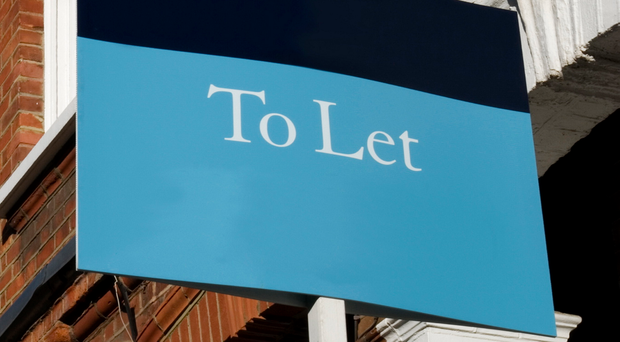 The cost of renting a home has risen by 5% in 12 months
