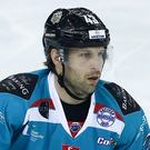Belfast Giants player-coach Derrick Walser