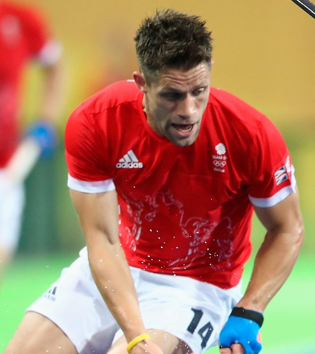 Positives: Mark Gleghorne knows time is still on Team GB's side