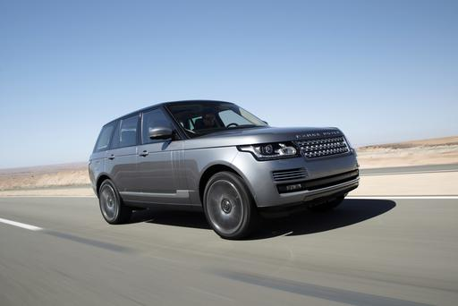 Range Rover: This British masterpiece has, down the years, become simply better and better