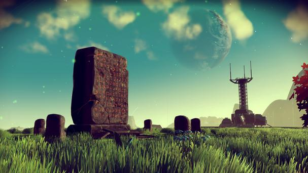 No Mans Sky creator Sean Murray puts the game's success down to luck fittingly, for a game so based on chance creation and encounters