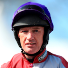 Star of the saddle: Paul Carberry's career has been ended by injury