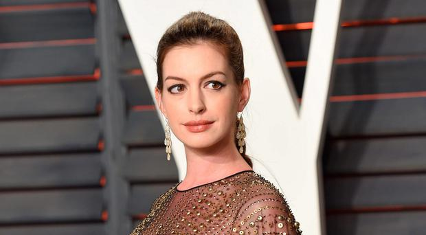Message: Anne Hathaway