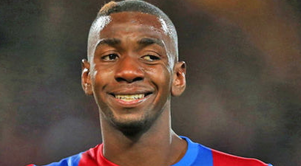 On the move: winger Yannick Bolasie