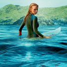 Underwater terror: Blake Lively in The Shallows, which will make a big splash in cinemas from today