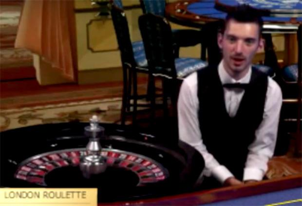 Peter Ness plays roulette: One dealer appears to be from Northern Ireland