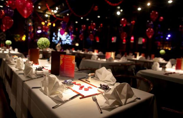 Eddie Fung's Zen is the perfect place to host all your very special social occasions