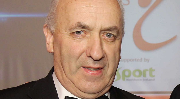 Retiring: Ulster GAA Chief Executive and Provincial Secretary Danny MurphyDanny Murphy