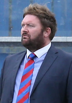 Staying cool: Niall Currie believes his Ards team can play better