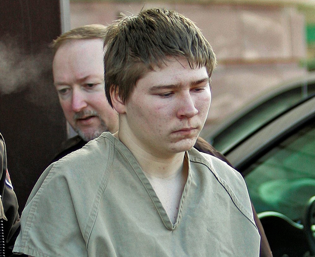 Brendan Dassey. AP Photo/Morry Gash
