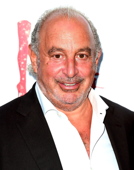 BHS deficit: Sir Philip Green