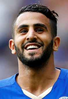 Riyad Mahrez has signed a new deal with Leicester
