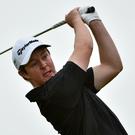 John Ross Galbraith is bidding to earn a European Tour card