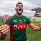 Key component: Mayo's Aidan O'Shea ca dictate play against Tipperary at Croke Park
