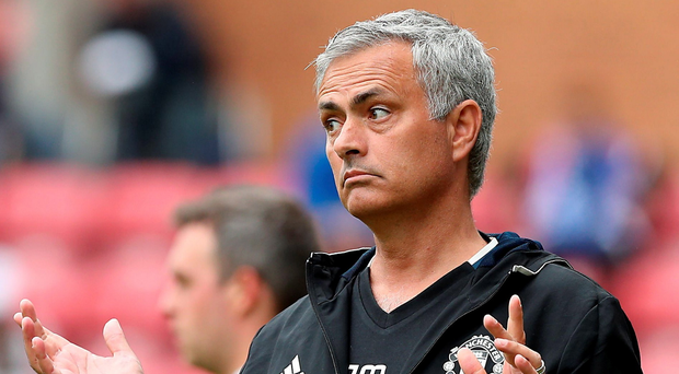 High expectations: Manchester United manager Jose Mourinho believes Paul Pogba will make a telling contribution at Old Trafford four years after exiting the club
